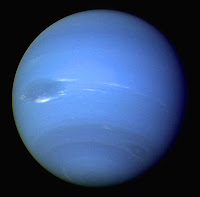 Planet Neptune (true color)
