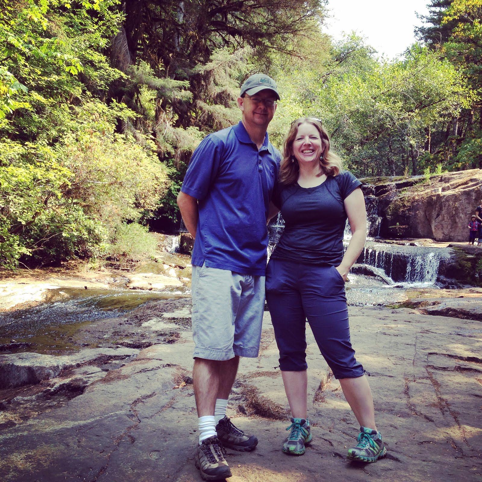 Alesea Falls Fall 2015