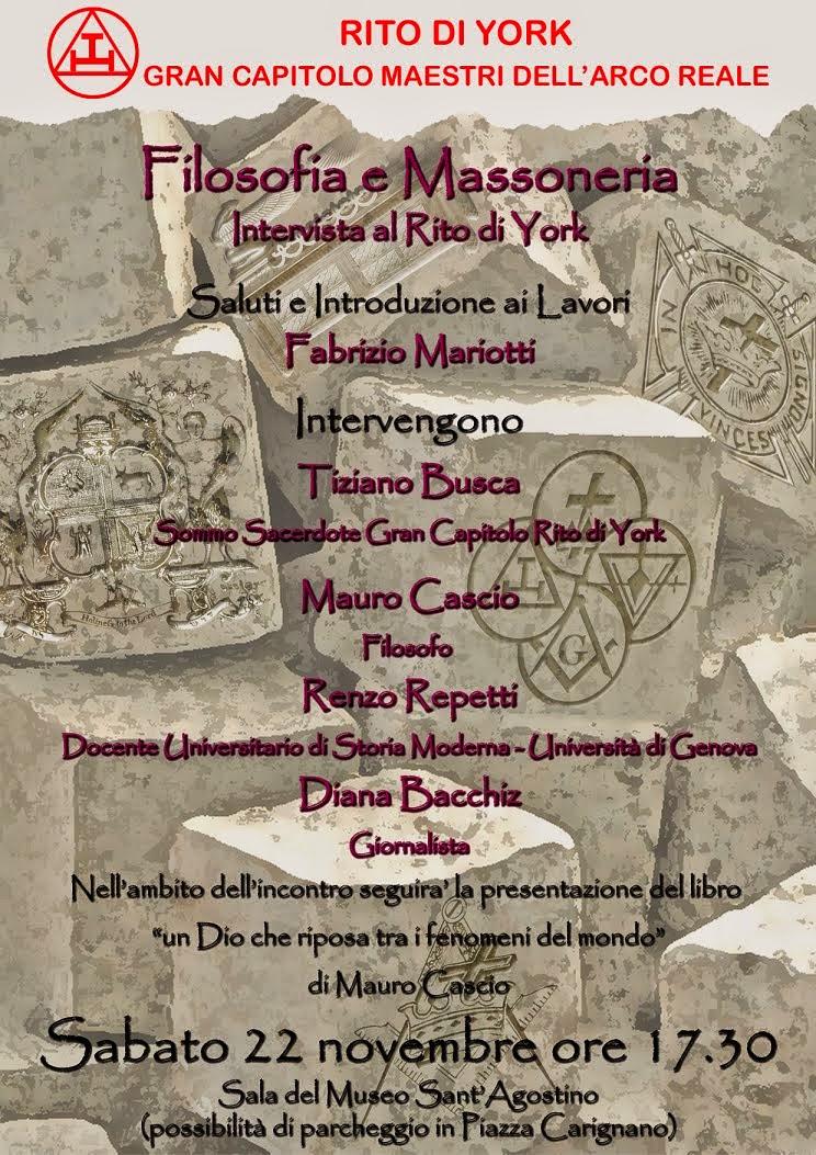Genova 22 novembre