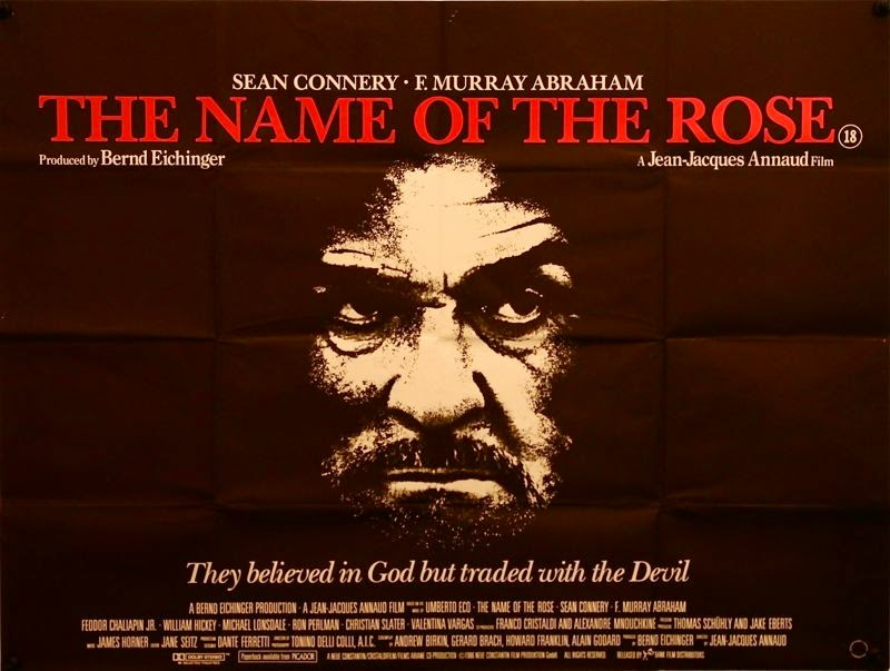 Pictures the name of the rose photo video journey with for What was the name of that movie