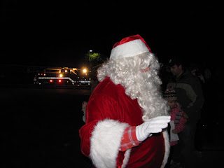 Bowie,Maryland,Christmas Tree Lighting,Belair Mansion,Santa Claus