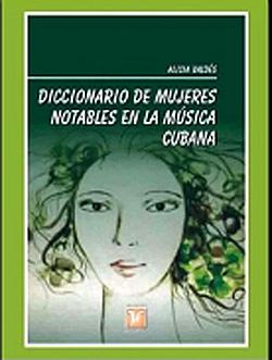 diccionario musica cubana: