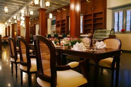 Restoran Indische Koffie Hadirkan Suasana Romantis Di Benteng Vredeburg
