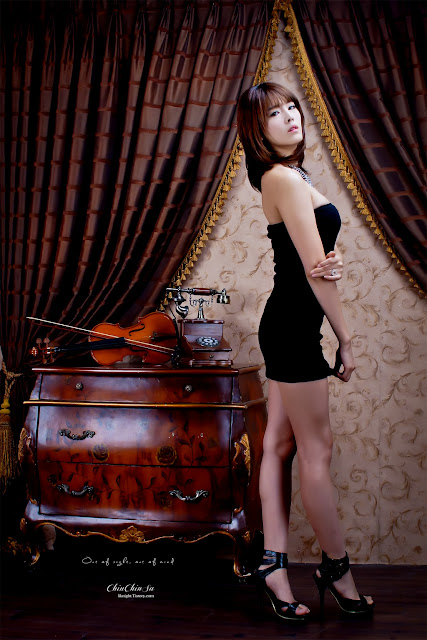3 Gorgeous Lee Mi Jung-Very cute asian girl - girlcute4u.blogspot.com