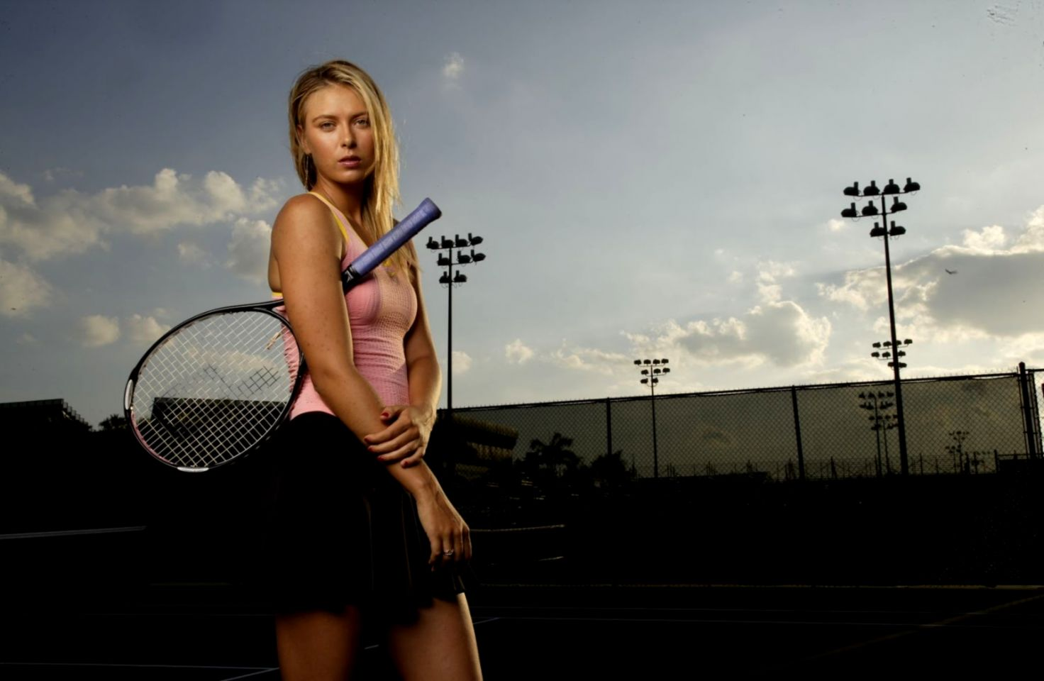 Maria Sharapova HD Wallpapers  Most beautiful places in the world