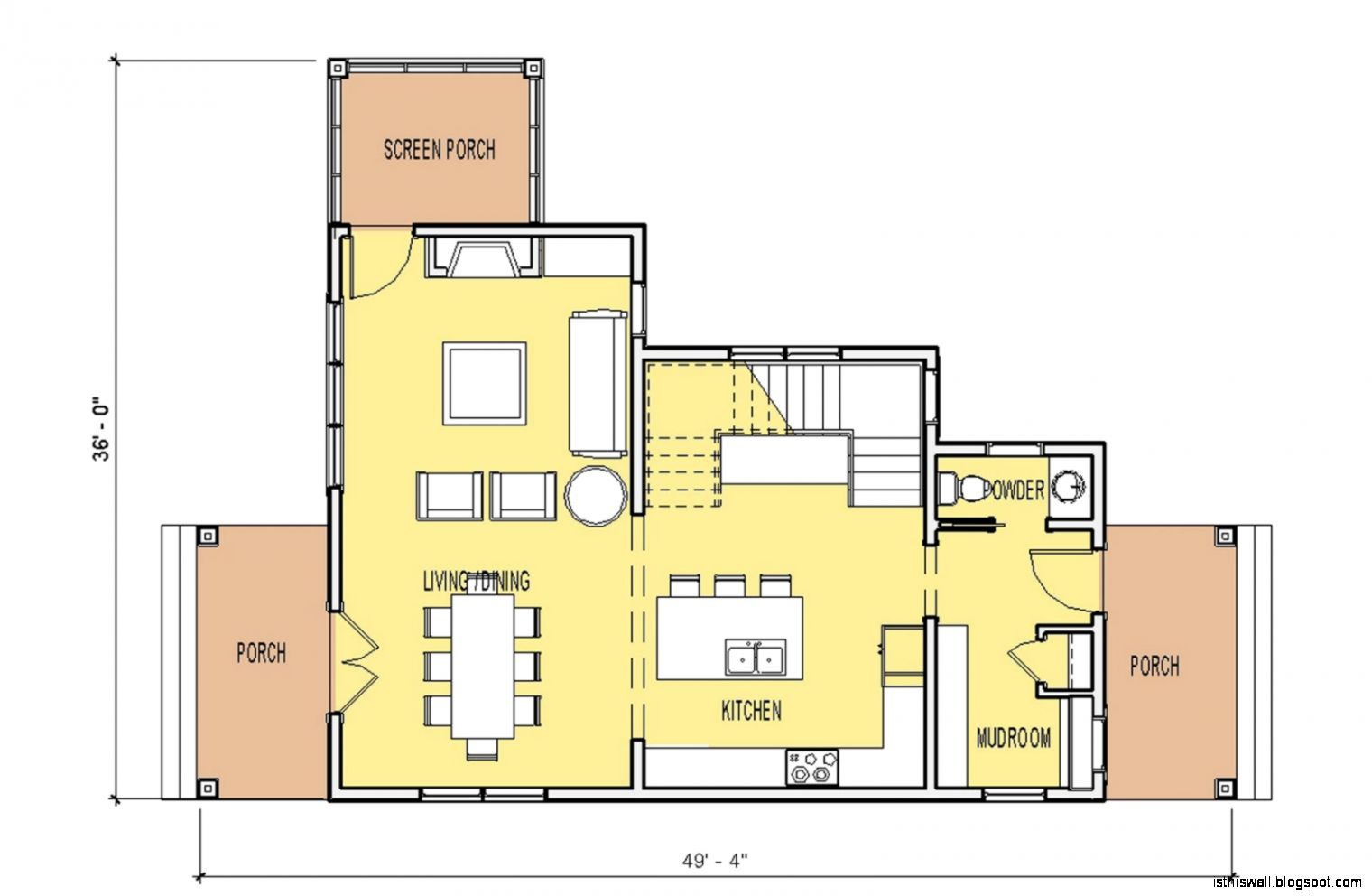 Unique house plans plan 034h 0121 find unique house for Small home house plans