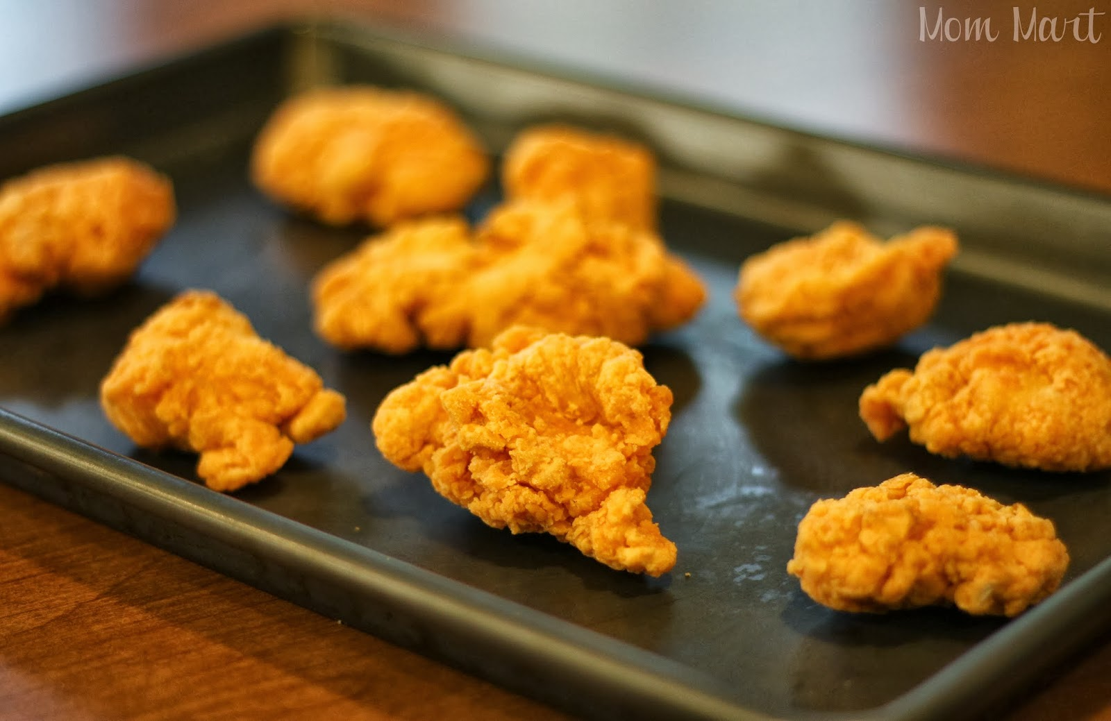 how to cook chicken chunks in the oven