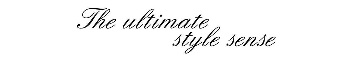 Ultimate style sense