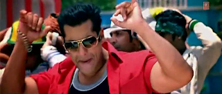 Screen Shot From Song Dhinka Chika Of Movie Ready 2011 FT. Salman Khan, Asin Download Video Song Free at worldfree4u.com
