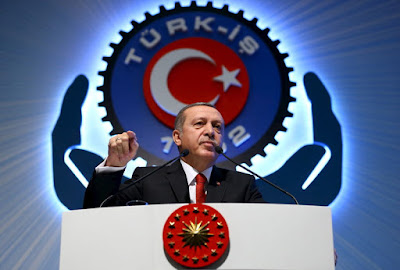 Tayyip Erdogan says Hitler's Germany an example effective presidential system