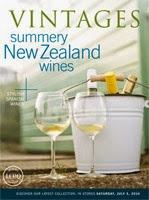 LCBO Wine Picks from July 5, 2014 Vintages Magazine