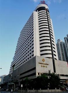 century hotel shenzhen hongkong