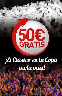 Cirsa 50€ gratis promoción Derbi