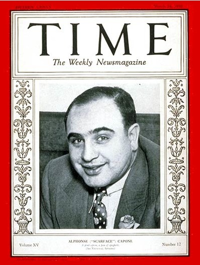 a life of violence and crime the al capone story Al capone sat in a a life of violence and crime the al capone story dade county pictures.