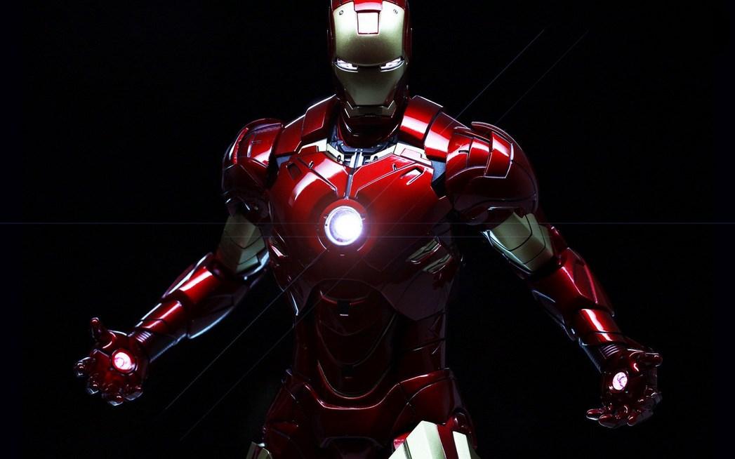 buka baru fil terbaru dari Teknologi Super Hero Iron Man IV yang sudah ada Di Dunia Nyata