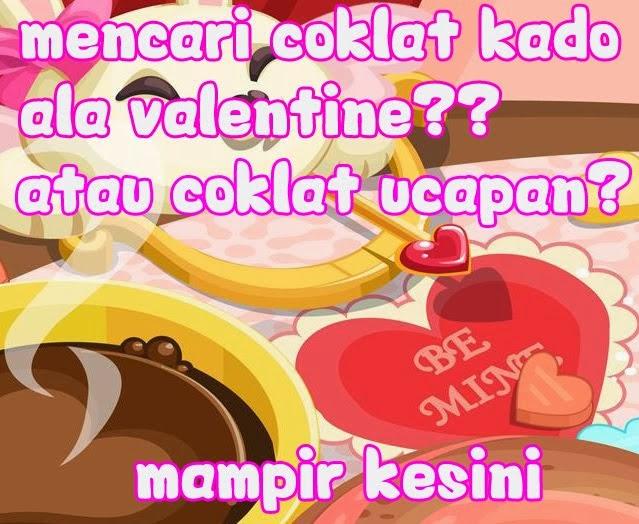 Cokelat Valentine