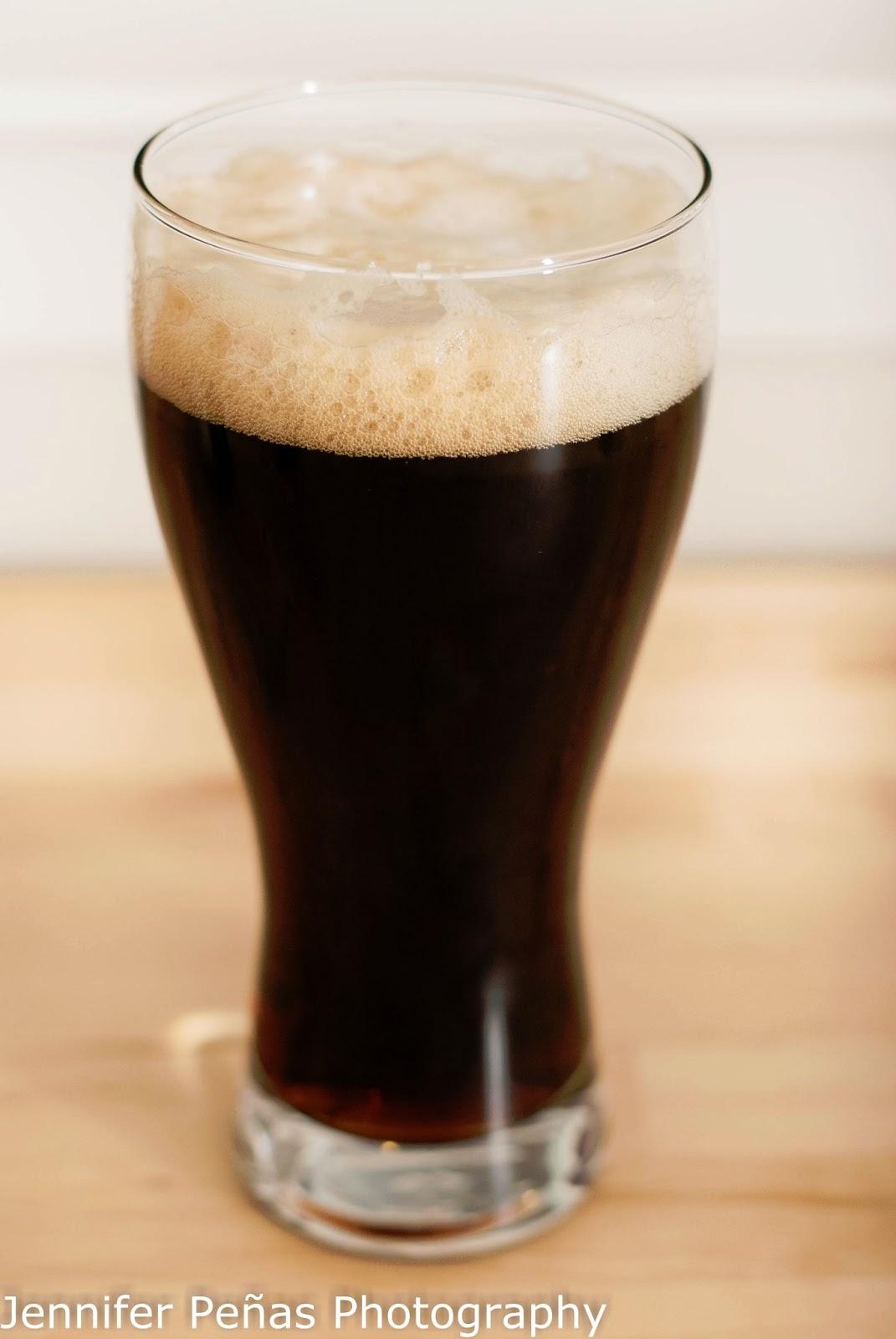 Black Velvet ~ A Year of Cocktails
