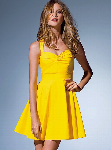Victoria 39 S Secret Dresses Blonde Fashionista 39 S Blog