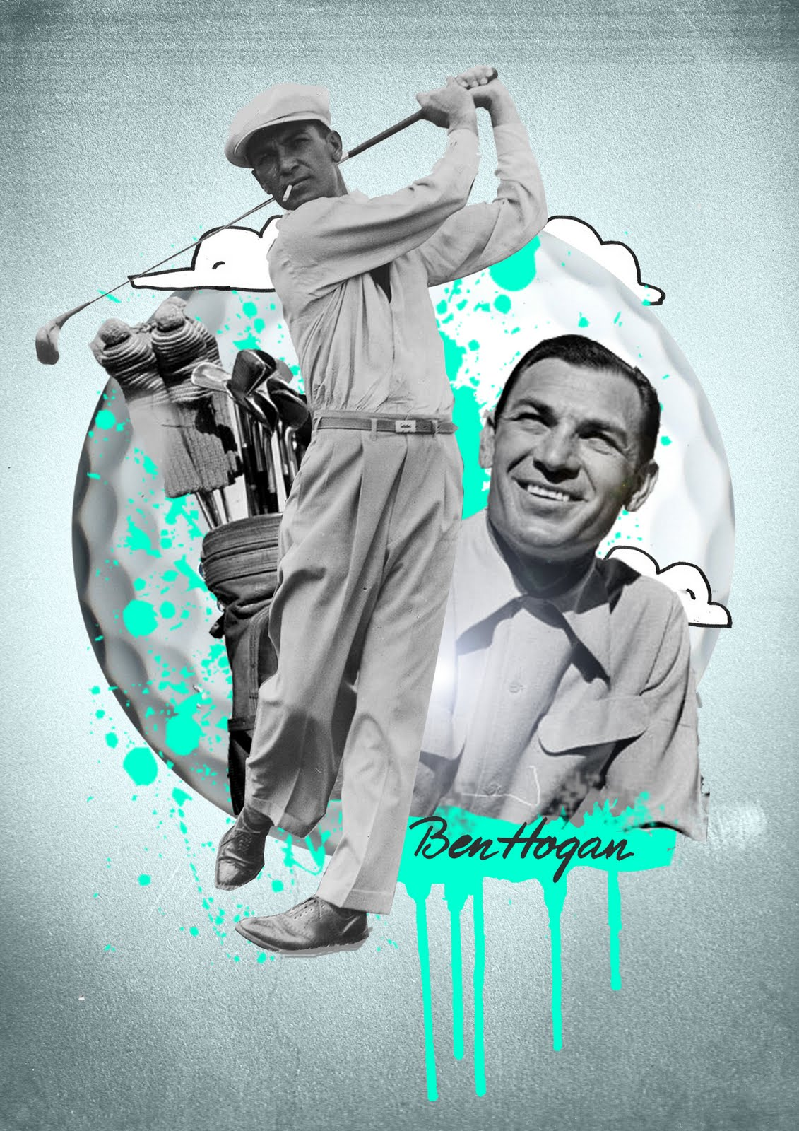ben hogan Hogan: the man who played for glory by gregston, gene [ben hogan] and a great selection of similar used, new and collectible books available now at abebookscom.