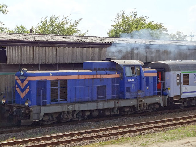 Olszynka Grochowska SM42-996