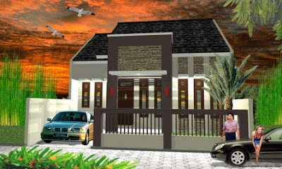 Desiagn Rumah modern minimalis