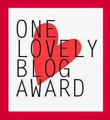 One Lovely Blog Award 2014