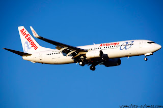 Boeing 737 Next Gen / EC-LPQ