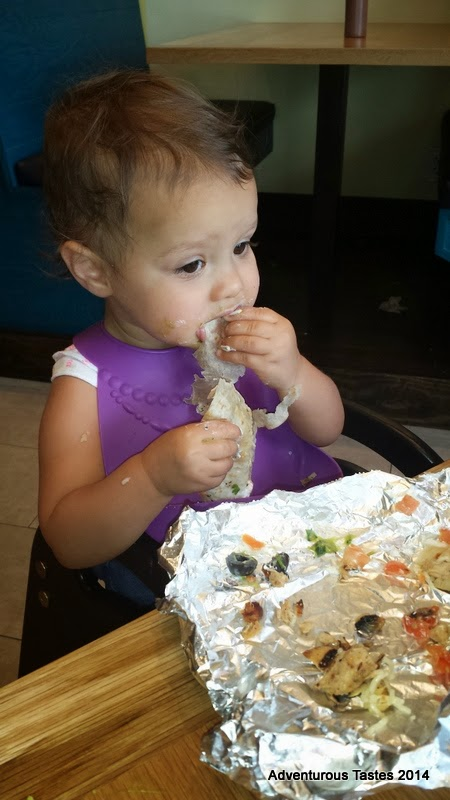 Willy's Mexicana is kid friendly
