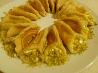 Ataif (marokkói palacsinta) Mimunára