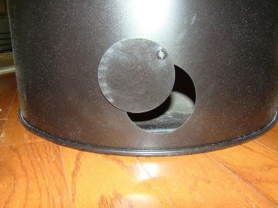 Pit Venting Pit Barrel Cooker Vent