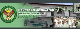 MADRASAH AL-HIDAYAH<br>(Akademi Pendakwah)