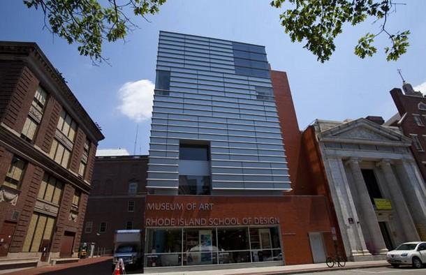 RISD Museum Providence, Rhode Island