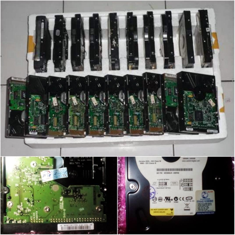 Hardisk WD western Digital 300 GB
