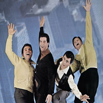 JULY 2015 FEATURED ARTIST OF THE MONTH - FRANKIE VALLI AND THE 4 SEASONS