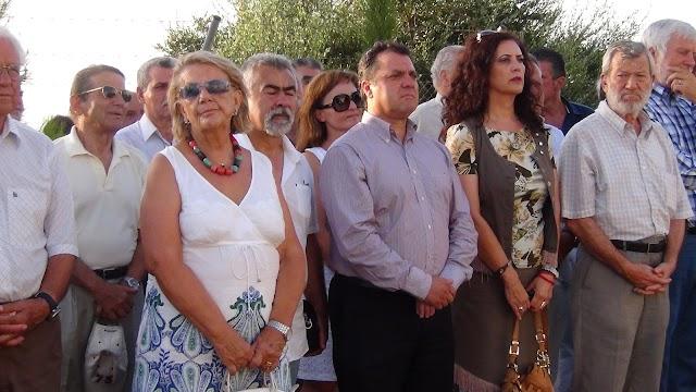 Περιβαλλοντικό πάρκο χαρακτήρισαν στο Δήμο το έργο του Βιολογικού που εγκαινιάστηκε