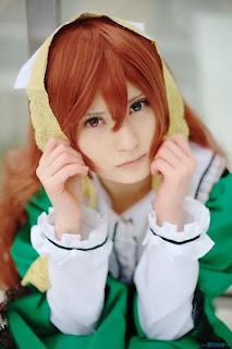 Rozen Maiden Suiseiseki Cosplay by Hina