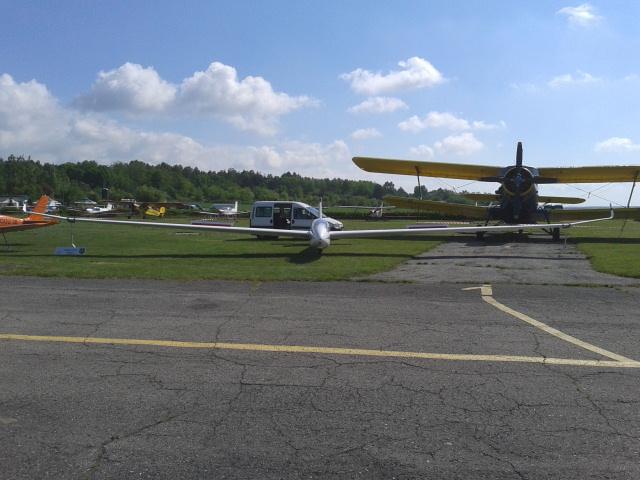 SZD-54-2 Perkoz i wielozadaniowy samolot AN-2