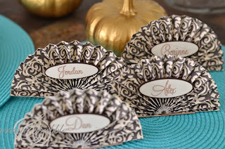 Easy to Make Thanksgiving Place Cards by Create and Babble