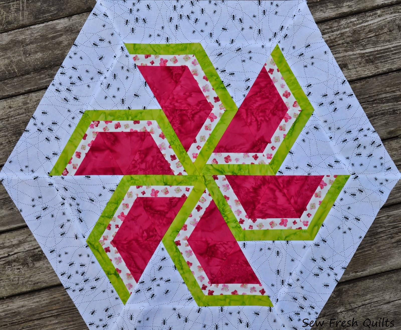 Sew Fresh Quilts: Sweet Watermelons! : watermelon quilt - Adamdwight.com