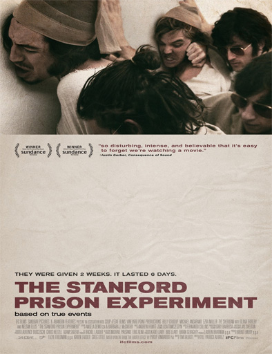 Ver The Stanford Prison Experiment (2015) Online