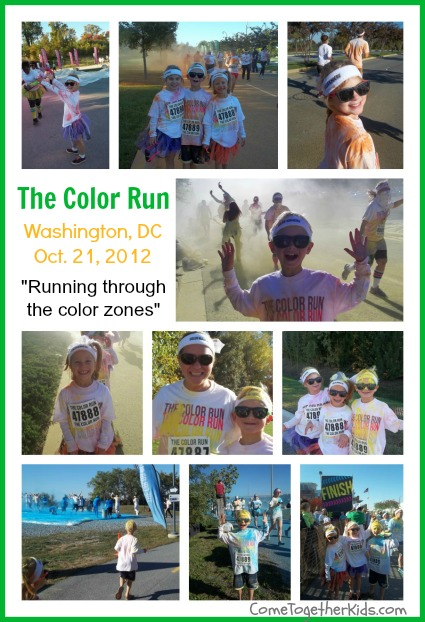 Color Run Washington DC