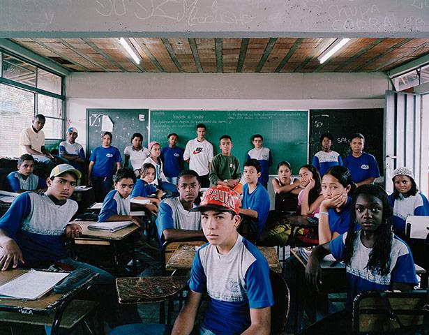 Parakseno.gr : School Escola Estadual No 001 Σχολικές τάξεις από όλο τον κόσμο! (Φωτογραφικό Υλικό)