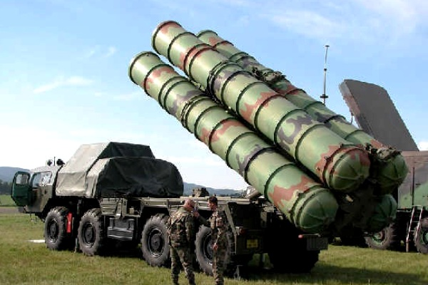 S-300 Rudal Pertahanan Udara