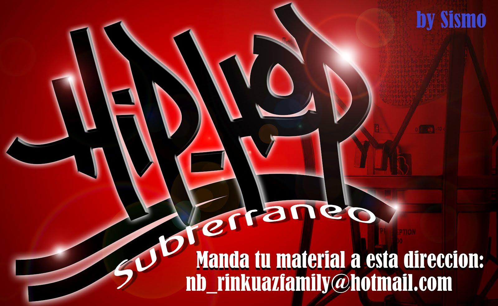 HIP-HOP SUBTERRANEO