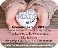 Handmade Monday Event