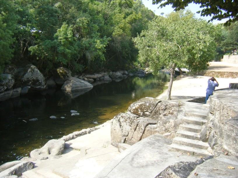 Praia Fluvial 2 de Alcafache