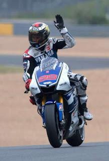 Video MotoGP Perancis 2012