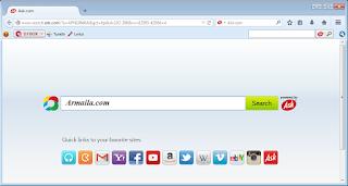 Hapus Search.Ask.Com Terbuka Otomatis Saat Buka Tab Baru di Firefox