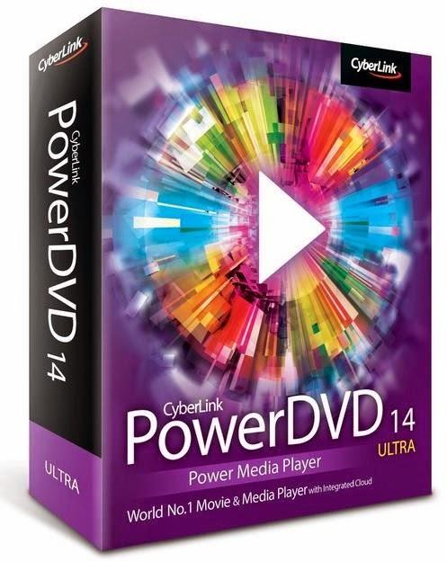 CyberLink PowerDVD 14.0.3917.58 Ultra [ENG] [Cracked Kindly/RBC]