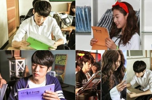 High School - Love On + OST Subtitle Indonesia